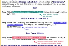003 Chicago Workscited 06062016 Research Paper Footnotes In Wondrous A Style