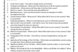 003 Civil War Research Paper Topics Middle School Stunning