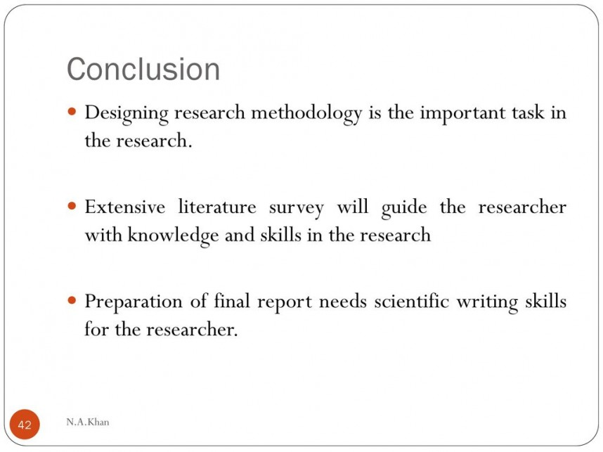 003 Conclusiondesigningresearchmethodologyistheimportanttaskintheresearch Research Paper Conclusion Of Beautiful Methodology Business Hypothesis In