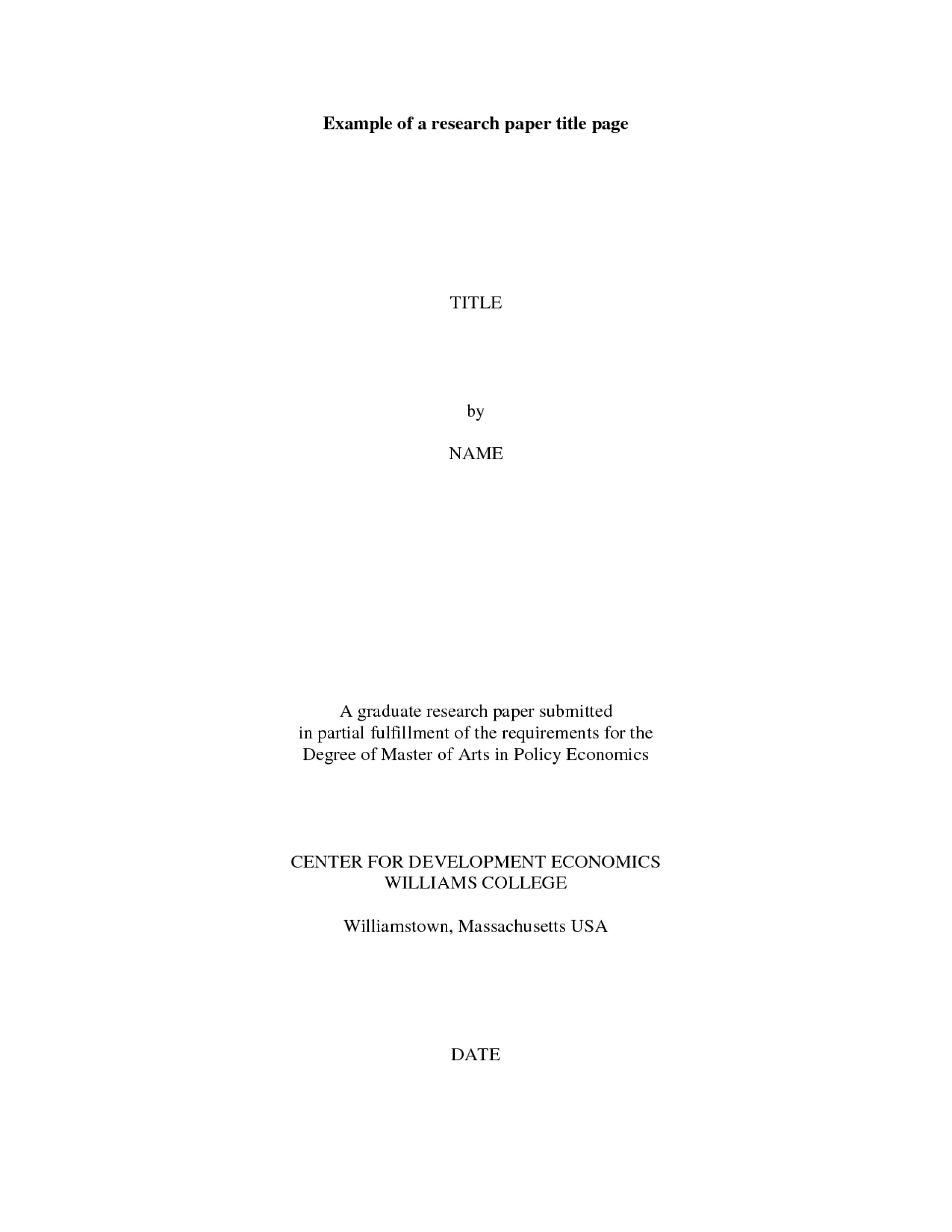 003 Cover Page Research Paper Template Sample 319781 Breathtaking Mla 1920