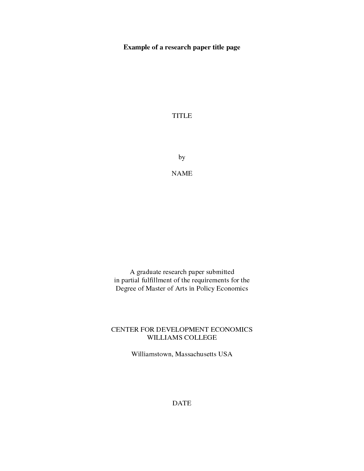 003 Cover Page Research Paper Template Sample 319781 Breathtaking Mla Full