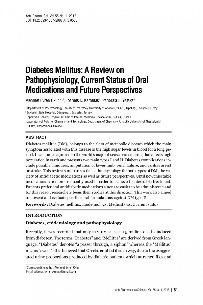 003 Diabetes Mellitus Researchs Pdf Largepreview Magnificent Research Papers