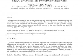 003 Economic Development Research Papers Paper Unusual Growth Local