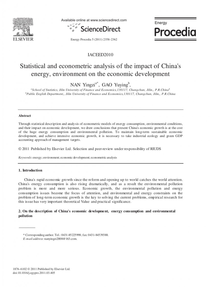 003 Economic Development Research Papers Paper Unusual Growth Pdf