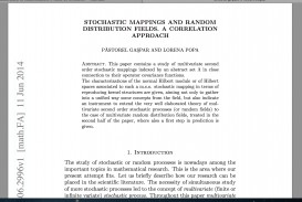 003 Eo5gi Math Research Paper Latex Fascinating Template 320