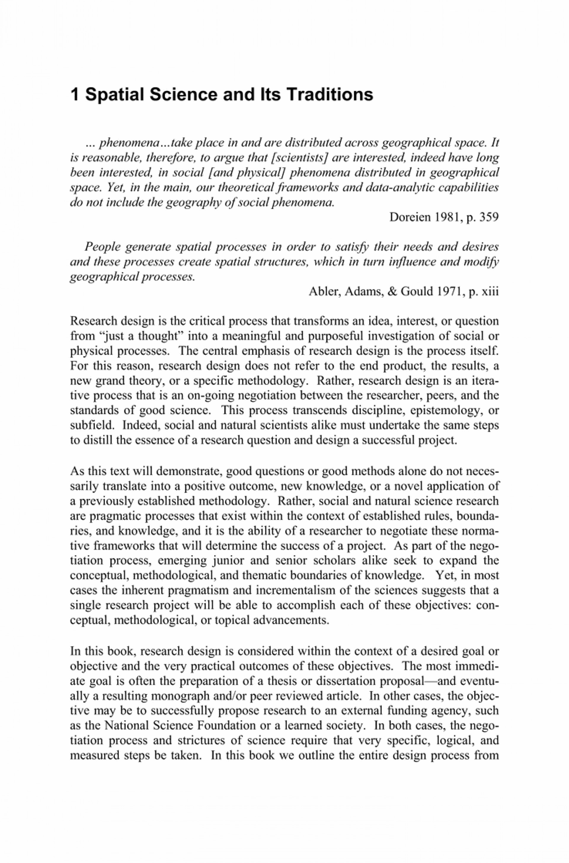 003 Example Of Scientific Research Proposal Paper Stunning A 1920