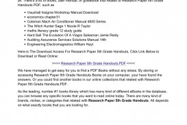 003 Free Research Papers Paper Wonderful Online In Computer Science Website