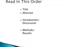 003 How To Read Research Papers Ppt Paper Slide 9 Fascinating