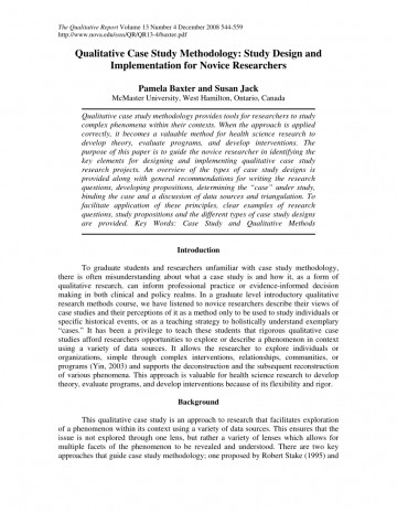 Analysis Section Of Research Paper