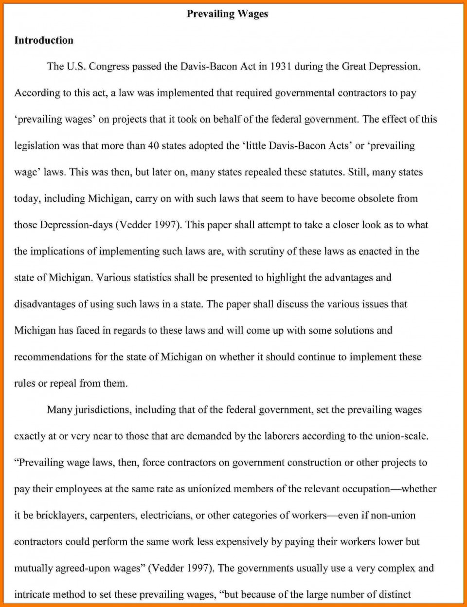003 Introduction To Research Paper Example Collection Of Solutions Apa Fearsome A How Write An Pdf Paragraph For Mla 960