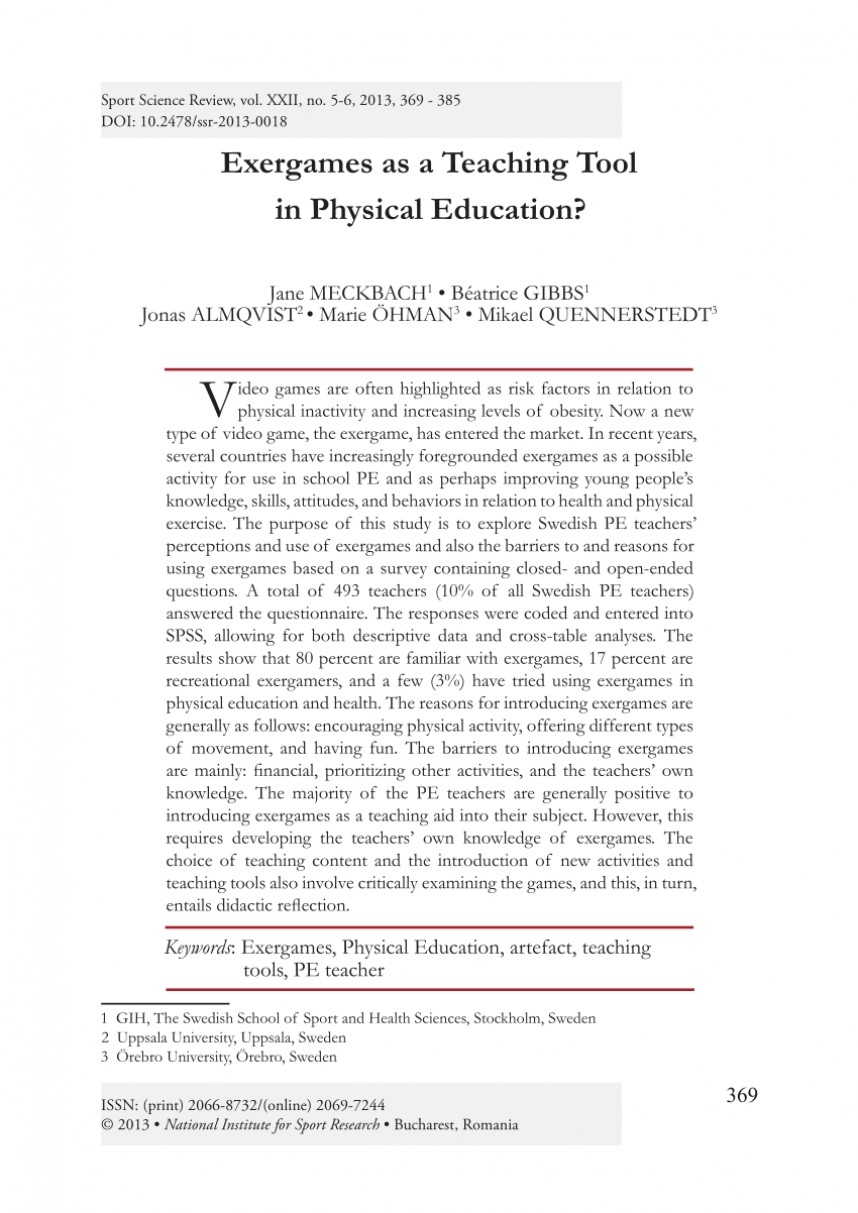 003 Largepreview Physical Education Research Paper Thesis Remarkable Pdf