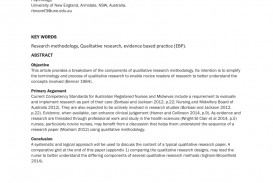 003 Largepreview Research Paper About Unforgettable Nursing Career Sample Related To Topics