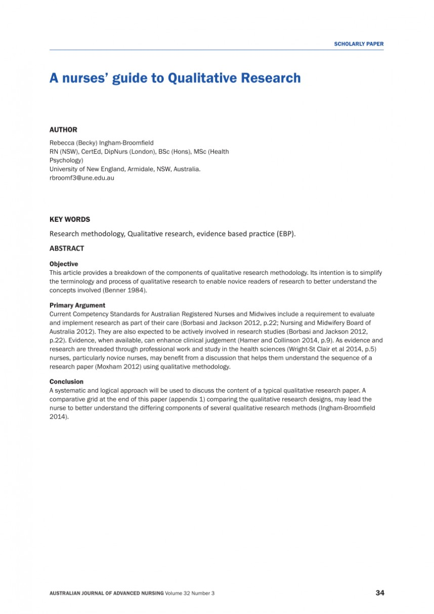 003 Largepreview Research Paper About Unforgettable Nursing Essay On Career Sample Care