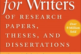 003 Manual For Writers Of Researchs Theses And Dissertations Eighth Edition Uc X Phenomenal A Research Papers Pdf