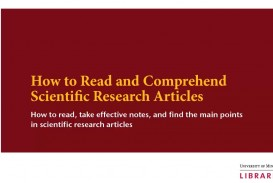 003 Maxresdefault How To Read Research Paper Striking Ppt A Scientific