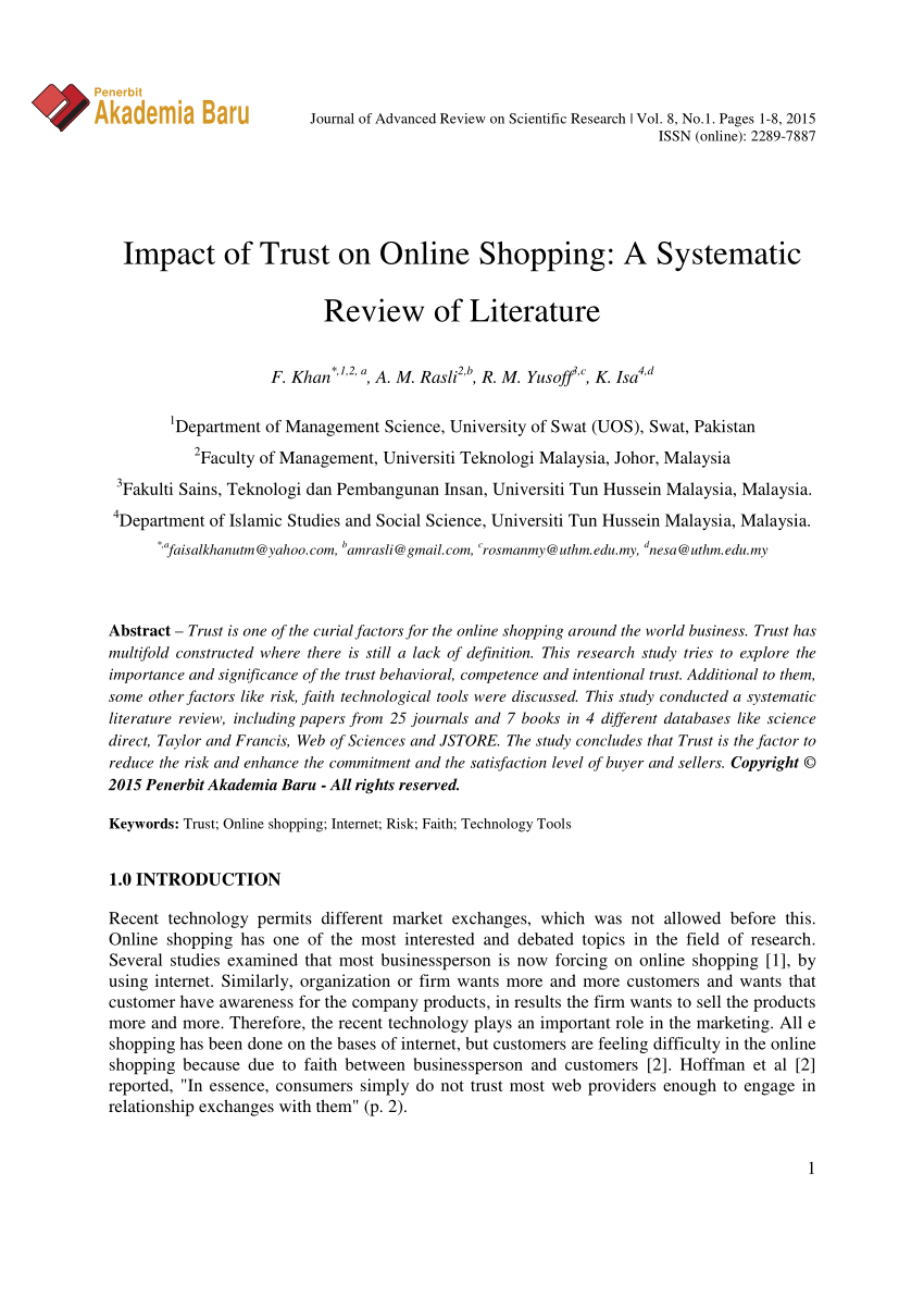 003 Online Shopping In Pakistan Researchs Largepreview Unforgettable Research Papers Full