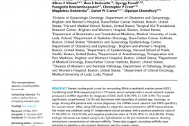003 Ovarian Cancer Researchs Largepreview Archaicawful Research Papers Paper Pdf Topics