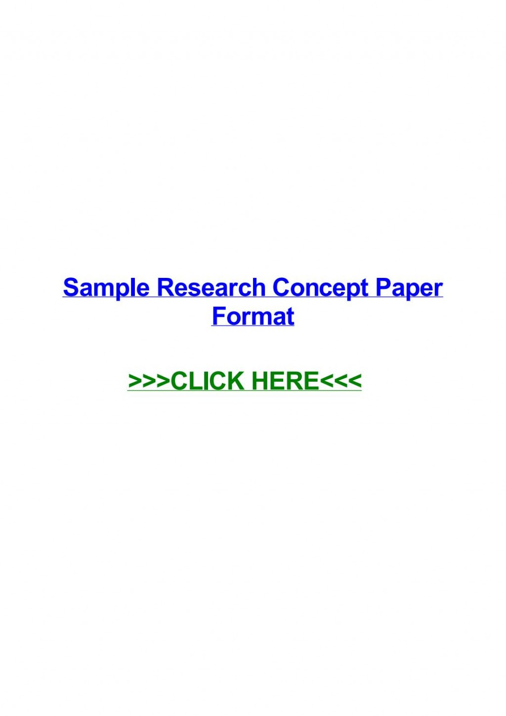 003 Page 1 Sample Research Concept Wondrous A Paper For Proposal Pdf Doc Of Large
