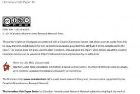 003 Page 2 Research Paper On Singular Homelessness Article In The United States Sample