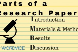 003 Parts Of Research Paper Remarkable Chapter 3 4 Introduction In