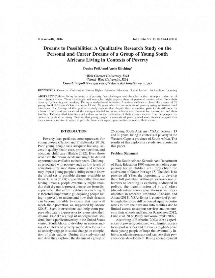 003 Poverty In The Philippines Research Paper Pdf Impressive 868