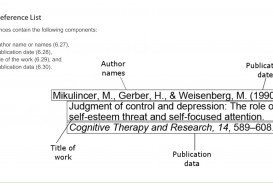003 References 2 Apa Reference List For Research Breathtaking Paper