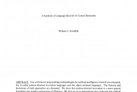 003 Research Paper Artificial Intelligence Ideas Awesome