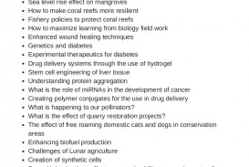 003 Research Paper Biology Proposal Topics Thumbnail Best For Papers