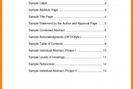 003 Research Paper Brilliant Ideas Of Apa 6th Edition Table Contents Template Enom Enchanting But Cool Headerat Heading Sample Amazing Format Example