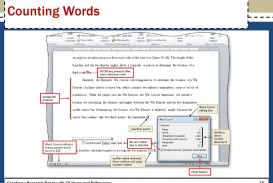 003 Research Paper Countingwordscreatingaresearchpaperwithcitationsandreferences Creating With Citations And Unusual A References Sources Quizlet Word Module 2