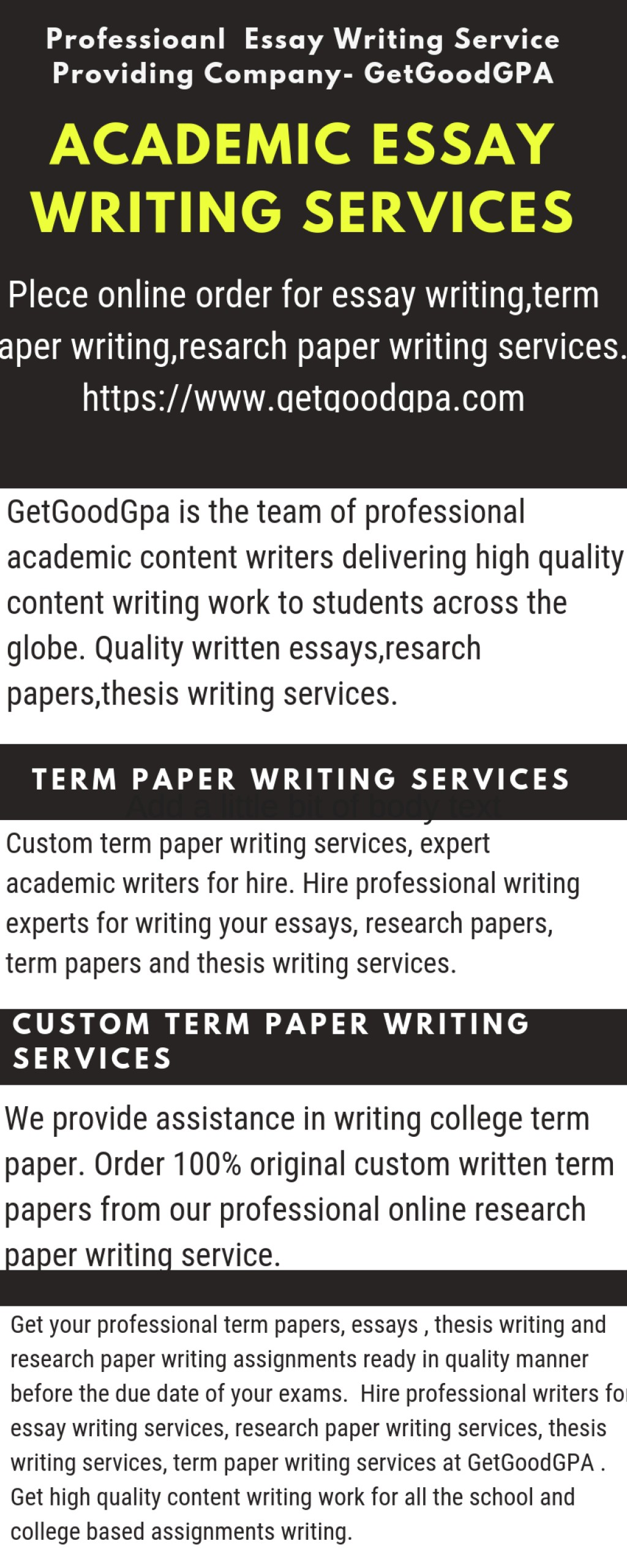 003 Research Paper Custom Term Writing Magnificent Service Services Large