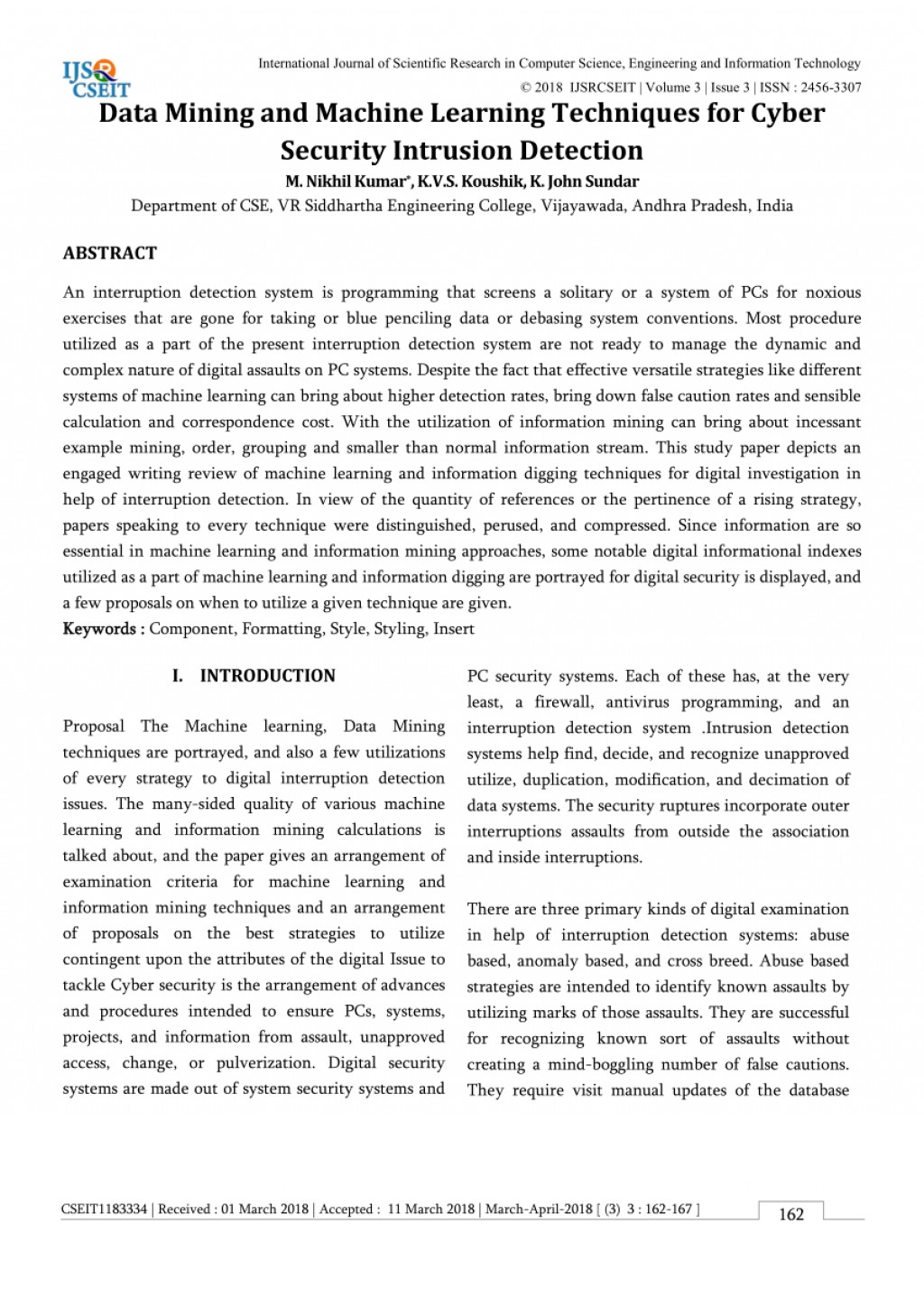 003 Research Paper Cyber Security Ieee Wondrous Large
