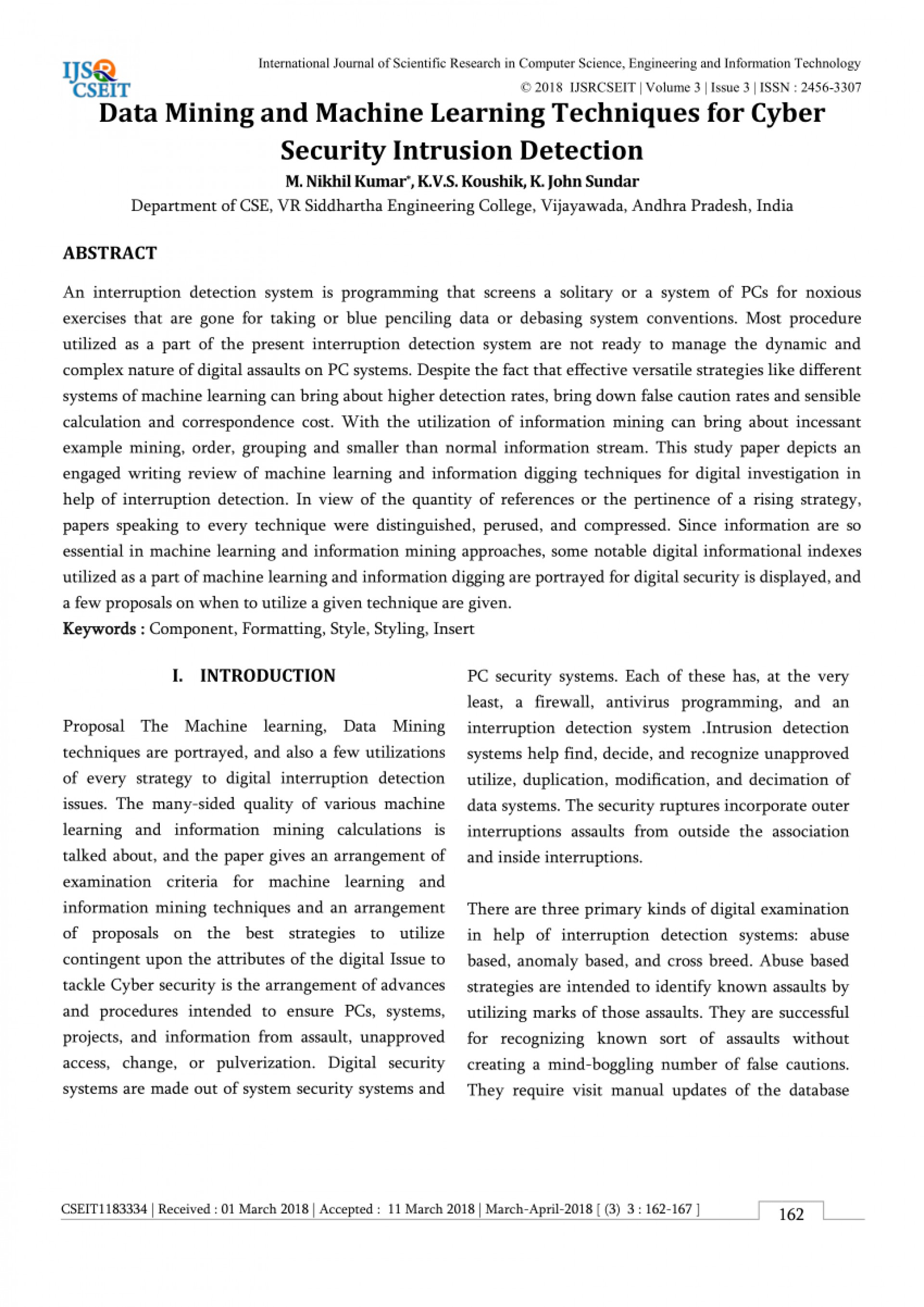 003 Research Paper Cyber Security Ieee Wondrous 1920