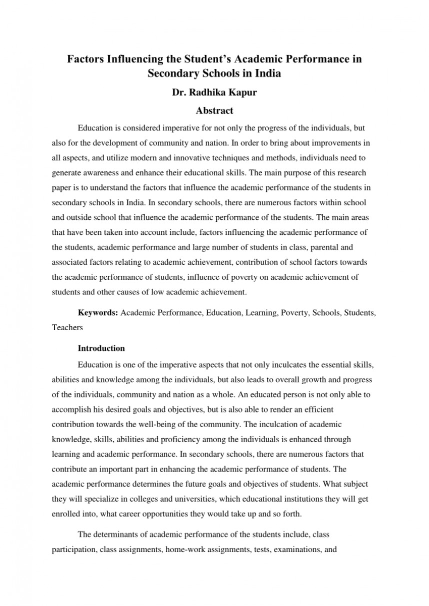 003 Research Paper Discrimination In Education Pdf Amazing 868