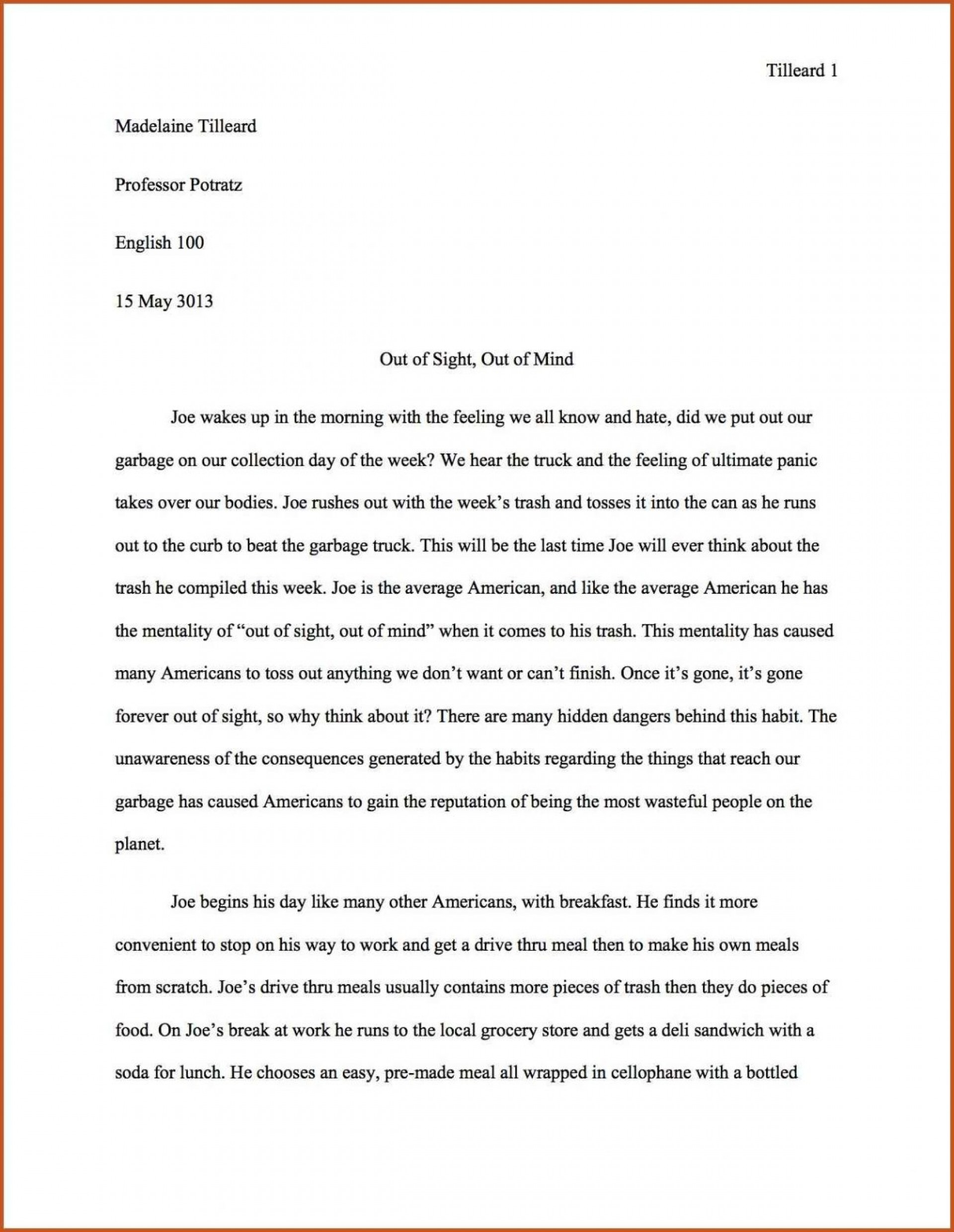 Thesis Statements For Argumentative Essays  Example Of Essay Proposal also Essay Paper Topics  English Research Paper Example Essay Com Ageism  Higher English Reflective Essay
