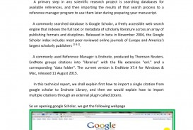003 Research Paper How To Publish On Google Scholar Dreaded