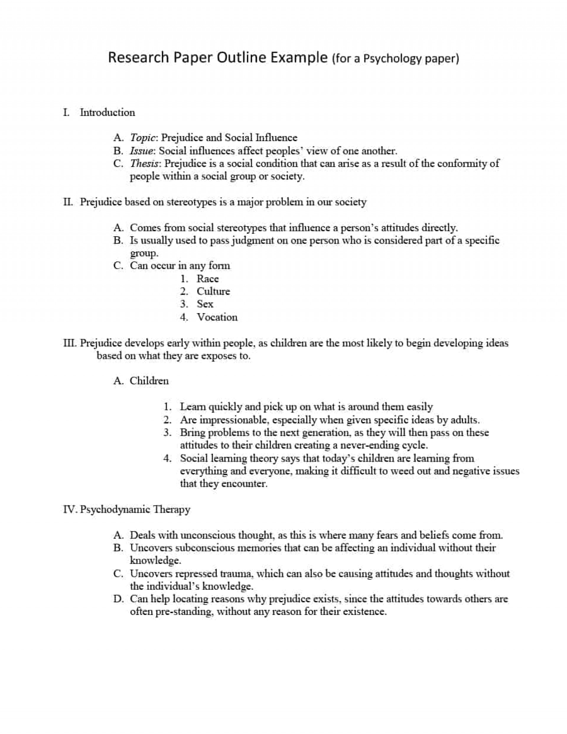 003 Research Paper In Mla Format Template Unbelievable Style Example With Title Page Outline 1920