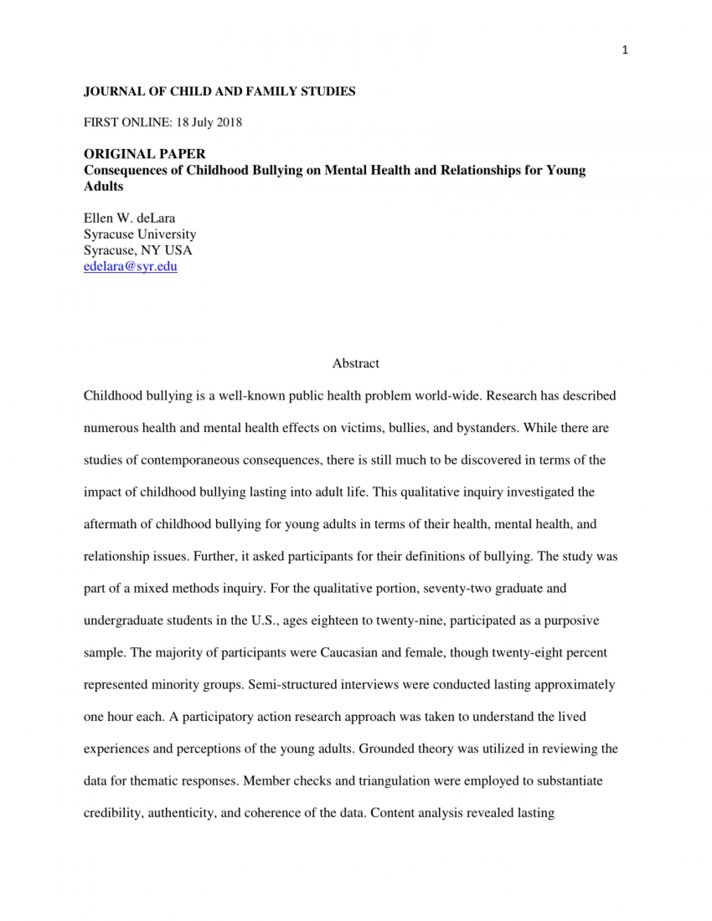 003 Research Paper Largepreview Psychological Effects Of Breathtaking Bullying 1400