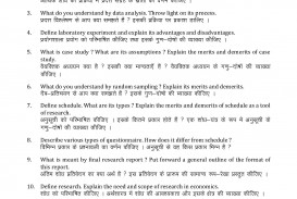 003 Research Paper Ma Economics Methodology Of Economic Part Ii Archaicawful Papers Pdf Free Format