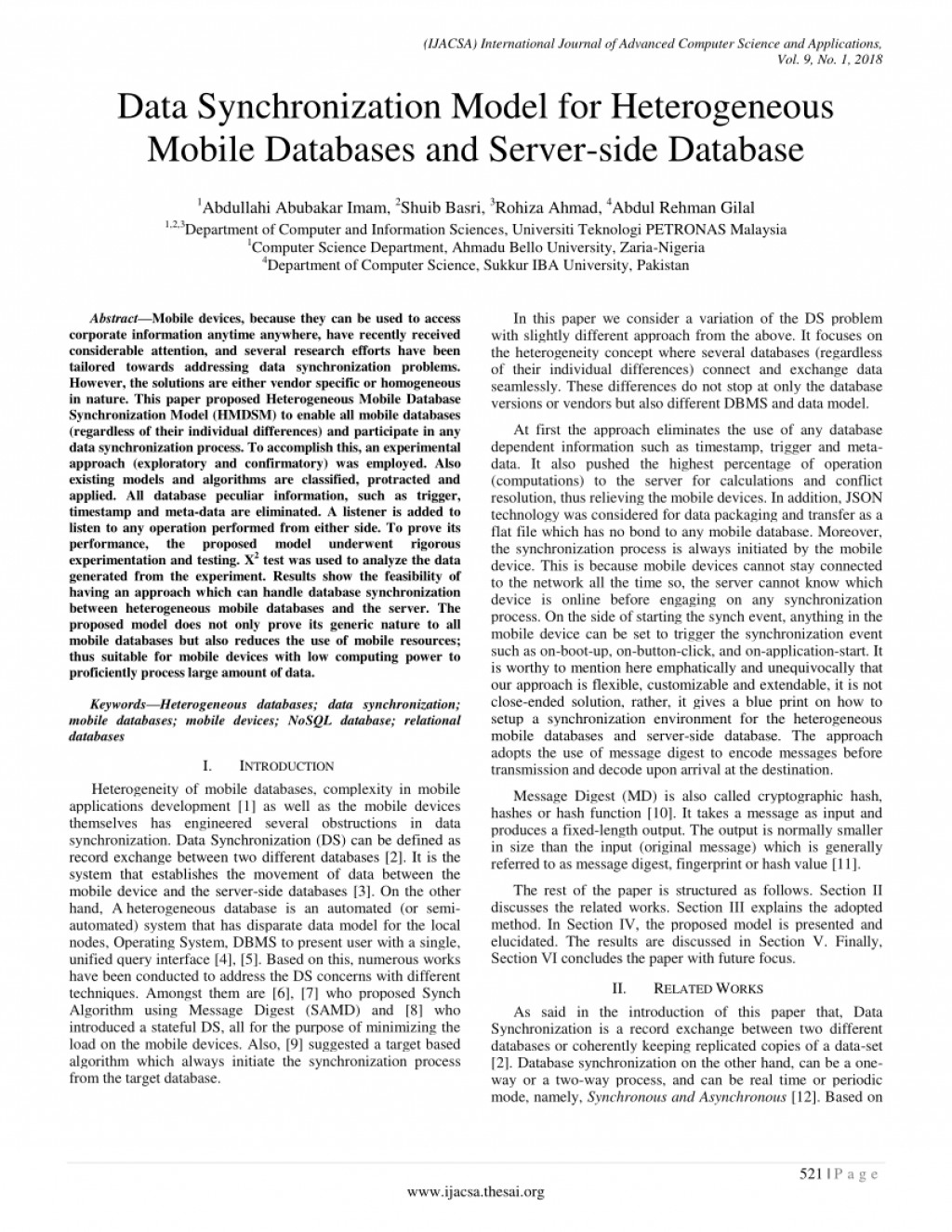 003 Research Paper Mobile Database Papers Marvelous Large
