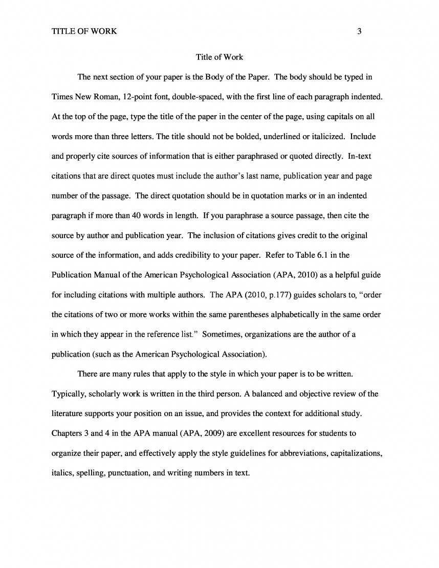 003 Research Paper Nursing Example Apa Sample Scf Page Best Proposal Career Examples Critique
