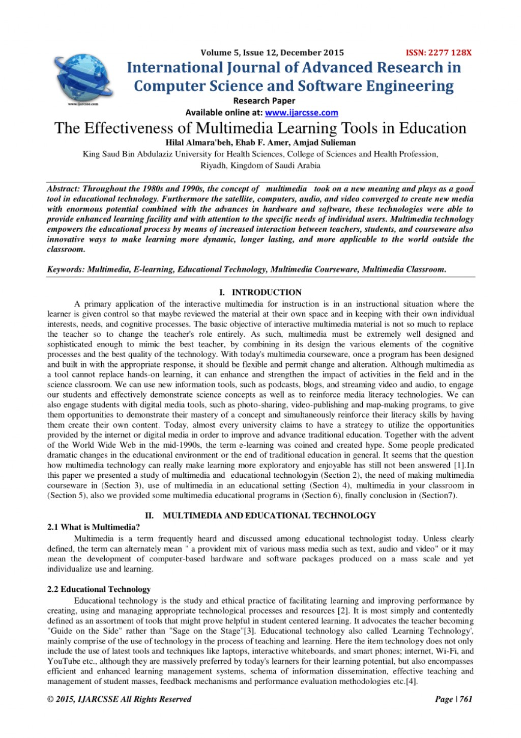 003 Research Paper Papers On Education Unique In Pakistan Science Pdf Higher Large