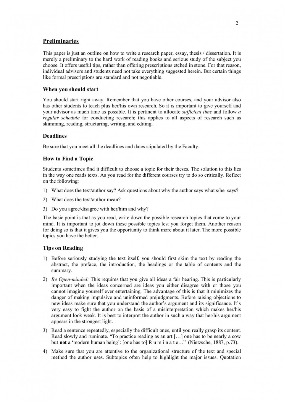 003 Research Paper Philosophy Of Religion Topics Awful 960