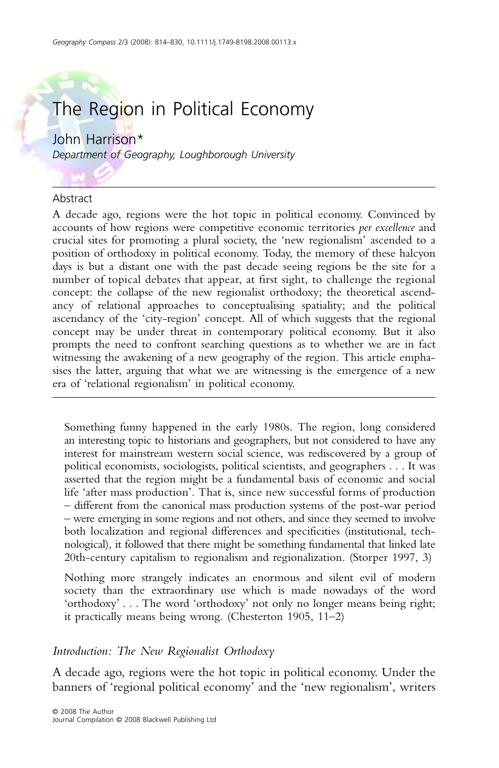 003 Research Paper Political Economy Topics Awesome International Global Full