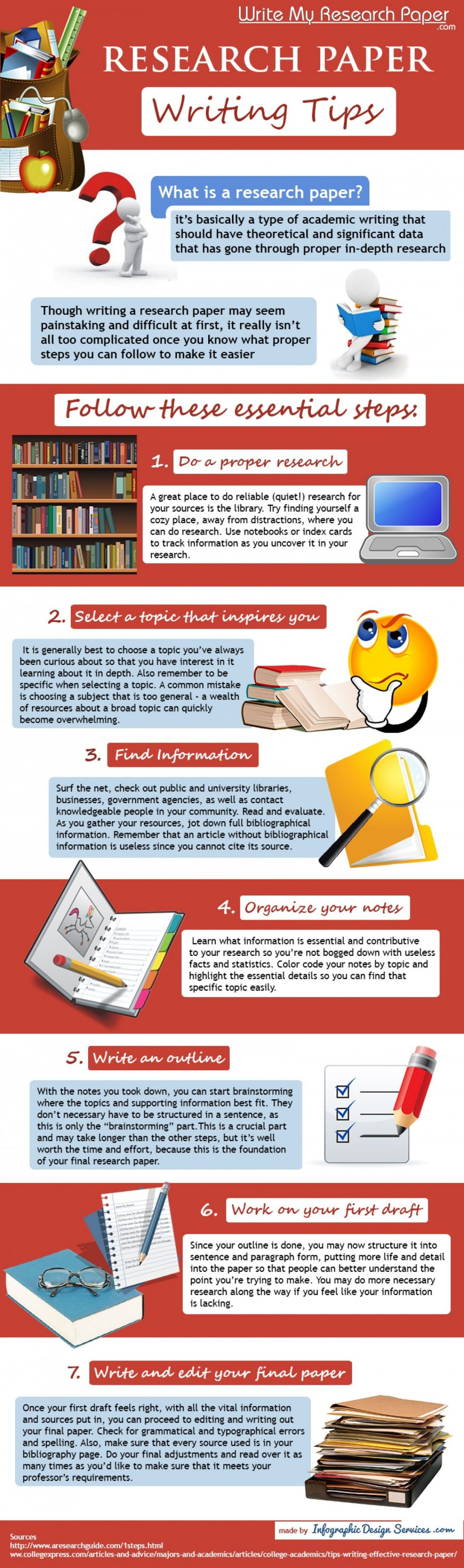 003 Research Paper Tips Awesome College Writing A