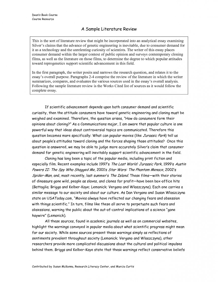 003 Sample Literature Review Research 524747s On Astounding Papers Dalit American Postcolonial
