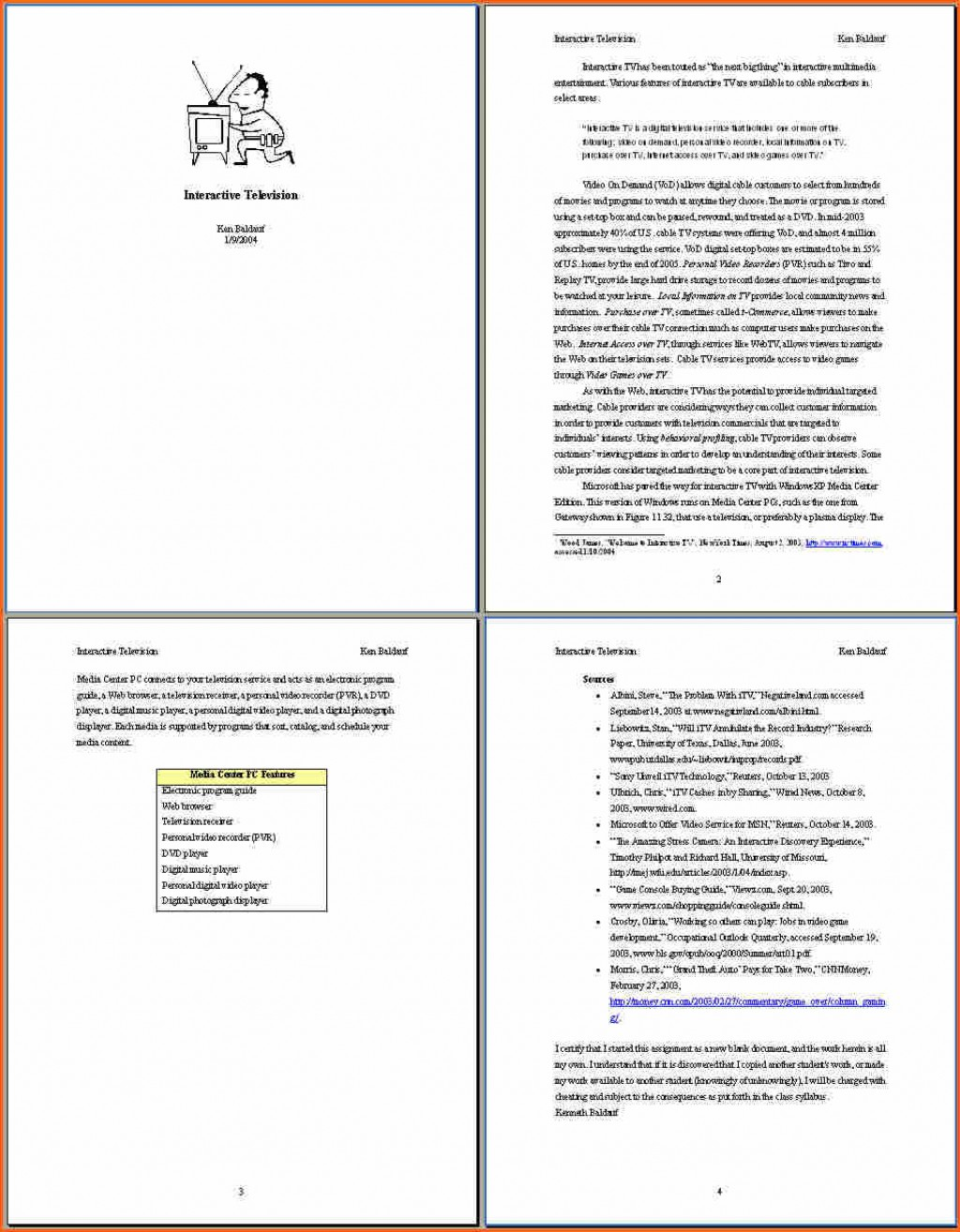 003 What Is An Apa Style Paper A1 Example Ap Research Formidable Sample 6 Format Owl 2013 Large
