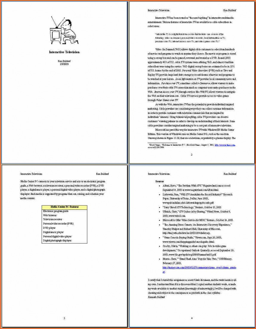 003 What Is An Apa Style Paper A1 Example Ap Research Formidable Sample 6th Format Outline