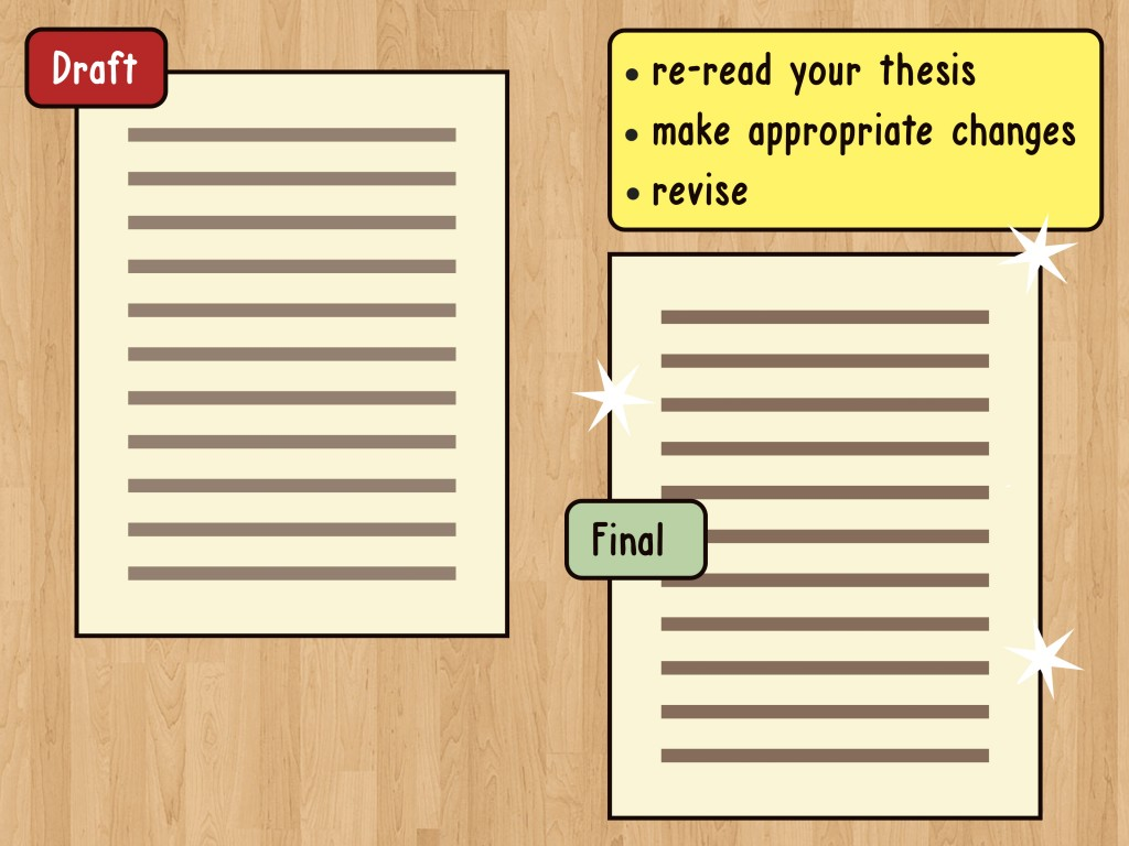 003 Write Thesis Statement Step How To By Research Archaicawful A Pdf Large
