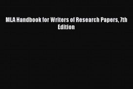 003 X1080 Zxg Mla Handbook For Writers Of Researchs 7th Edition Pdf Download Fearsome Research Papers Free
